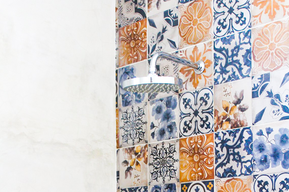 detalles de mosaico mexicano