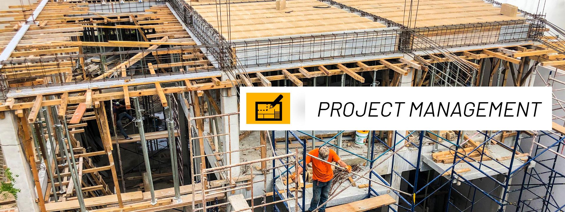 portada de project management